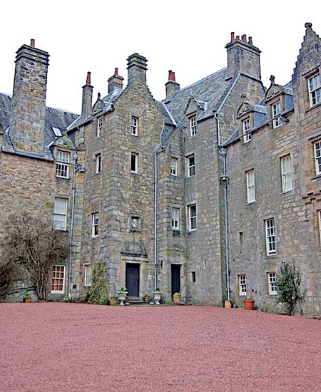Blair Castle (Ayrshire)