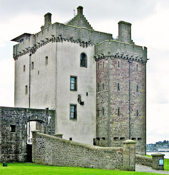 Broughty Castle (1)