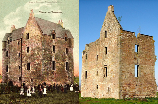 Gibertfield Tower (Lanark)