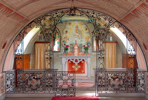 Italian Chapel - Internal