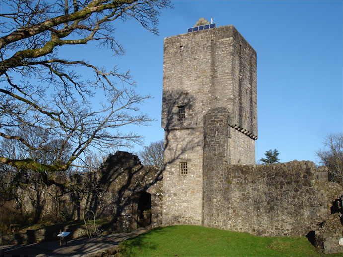 Mugdock tower