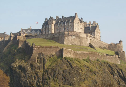 NEWS Edinburgh Castle