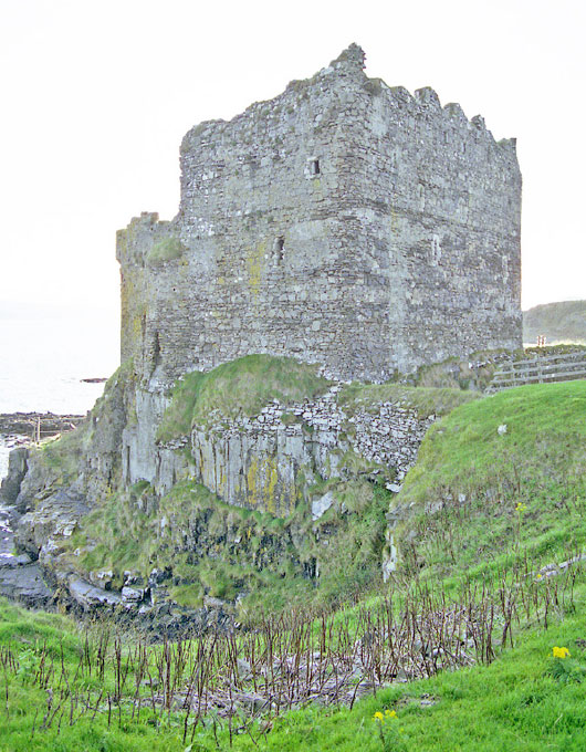 NEWS Mingary Castle