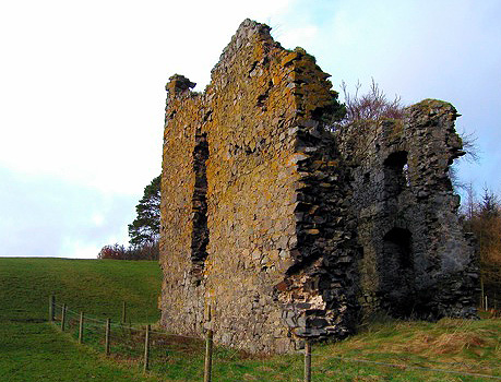 Nether Horsburgh Castle