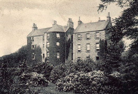Ravenstone Castle Wigtown past