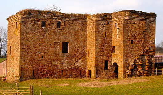 Thomaston Castle - Ayr
