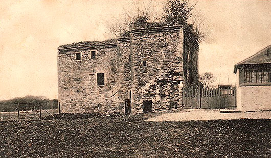 Thomaston Castle 1904
