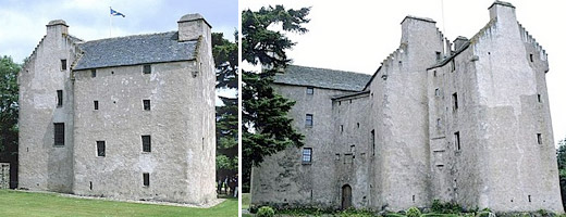 Tilquhillie Castle