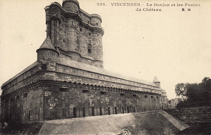 Vincennes fort
