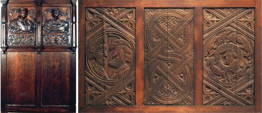 Baltersan & Killochan panels