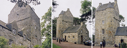 Cramond Tower, Edinburgh