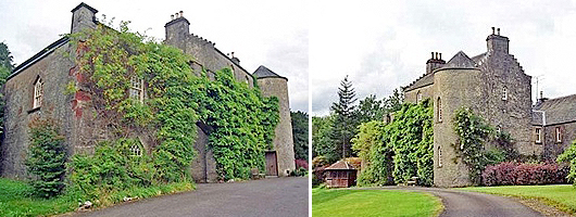 Duchray Castle - Aberfoyle