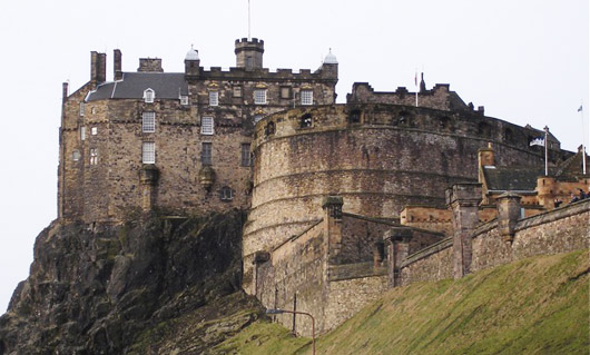 Edinburgh Castle - Top Attraction