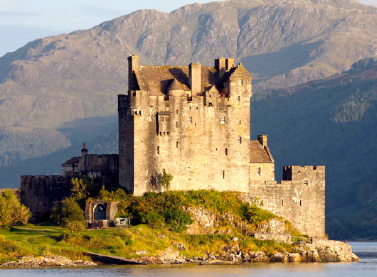 FEATURES-Eilean Donan Recaptured