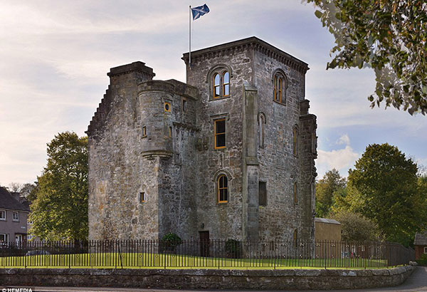 Johnstone Castle After Restoration