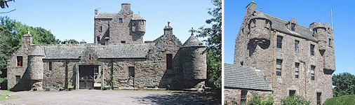 Kelly Castle, Angus