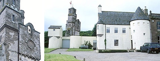 Lauriston Castle - Kincardine