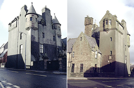 Maybole Castle - Ayrshire