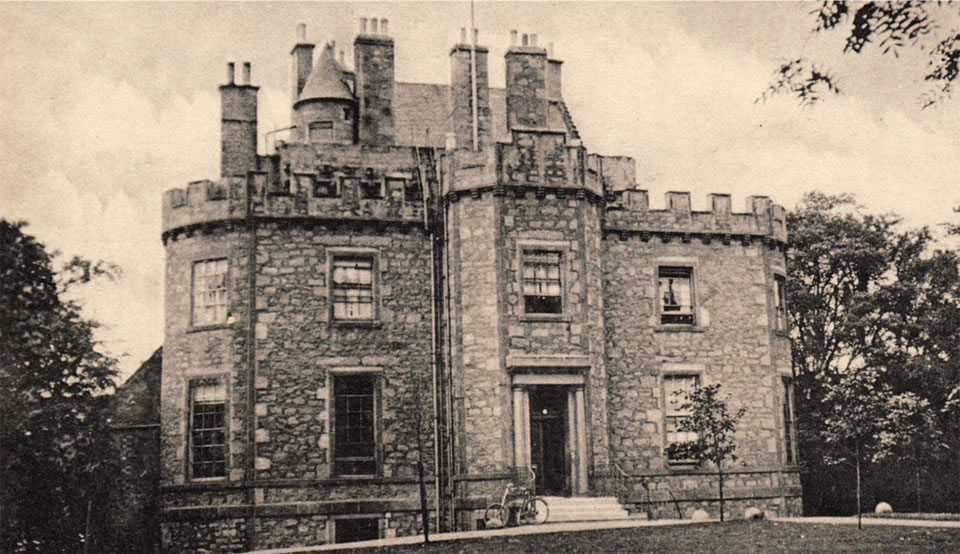 Merchiston 1909