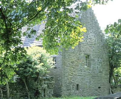 Murroes Castle