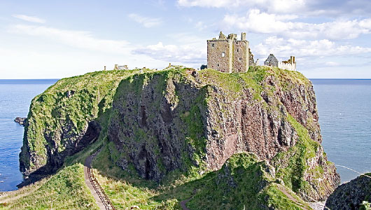 NEWS-Dunnottar Castle