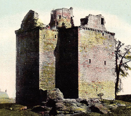 Niddry Castle Extension