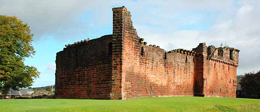Penrith Castle Sep 2010