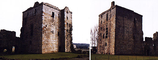 Rosyth Castle