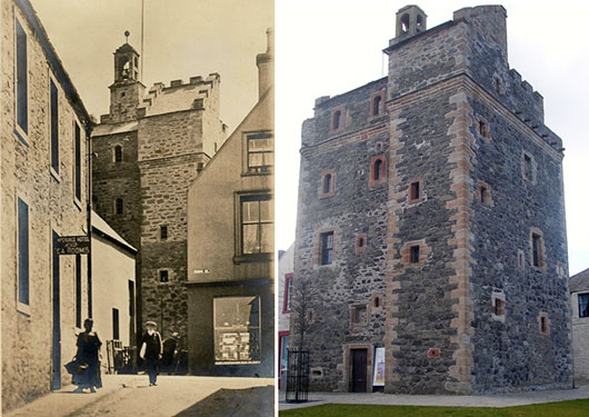 St Johns Tower - Stranraer