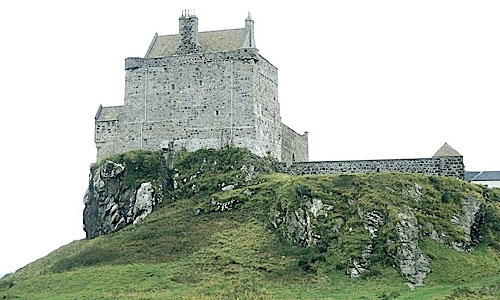 The Maclean Stronghold - Duart Castle (Mull)